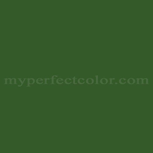 Color Match Of Ral Ral6002 Leaf Green