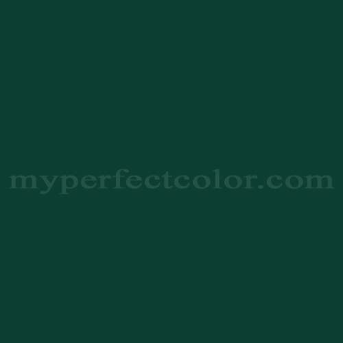 Color Match Of Ral Ral6005 Moss Green