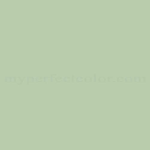 Color Match Of Ral Ral6019 Pastel Green