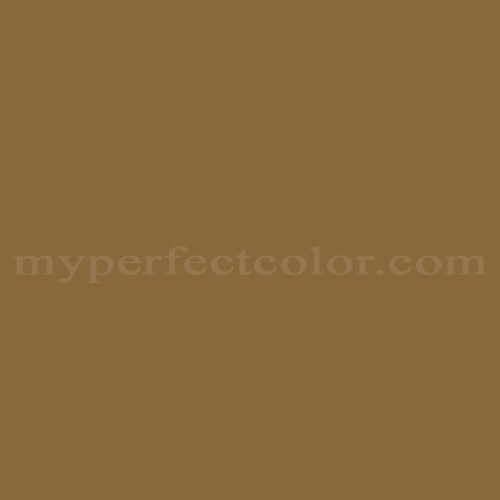 Color Match Of Ral Ral8000 Green Brown