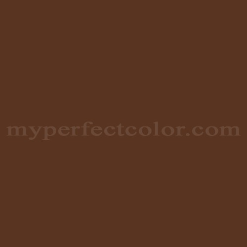 Color Match Of Ral Ral8011 Nut Brown