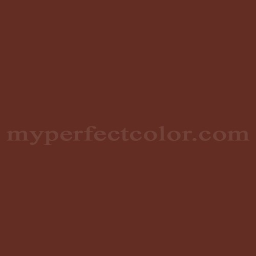 Color Match Of RAL RAL8012 Red Brown*