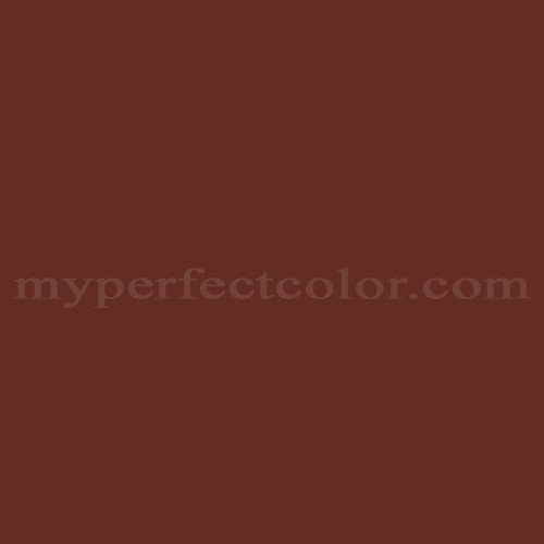 Color Match Of Ral Ral8012 Red Brown