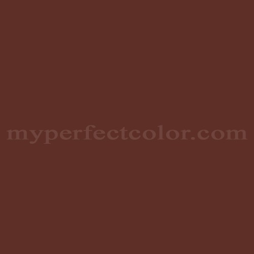Color Match Of Ral Ral8015 Chestnut Brown