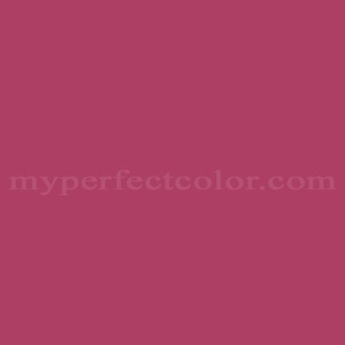 Walmart 91041 Raspberry Fizz Match Paint Colors