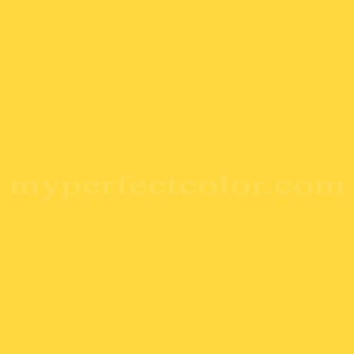 Walmart 91242 Lemon Yellow Match Paint Colors