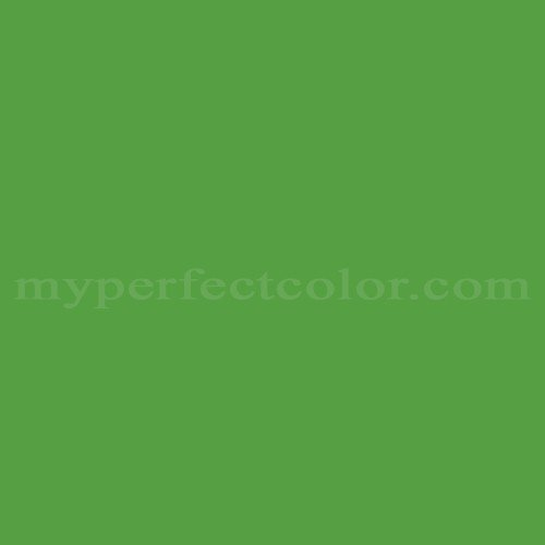 Color Match Of 91311 Kelly Green