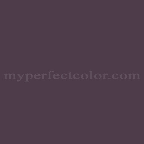 Color Match Of 94024 Eggplant