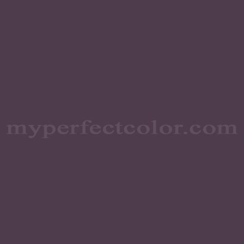 Color match of Walmart 94024 Eggplant*