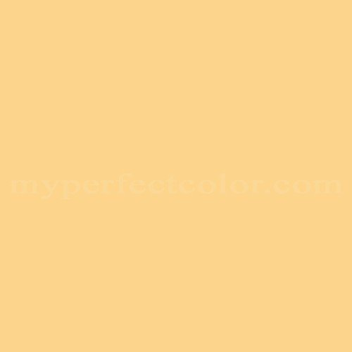 Walmart 93223 Colonial Yellow Match Paint Colors