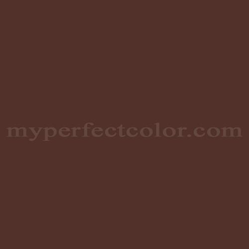 Color Match Of True Value Tudor Brown