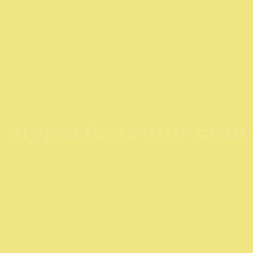 Dutch boy 12 c capri yellow match paint colors - Colors that match with yellow ...