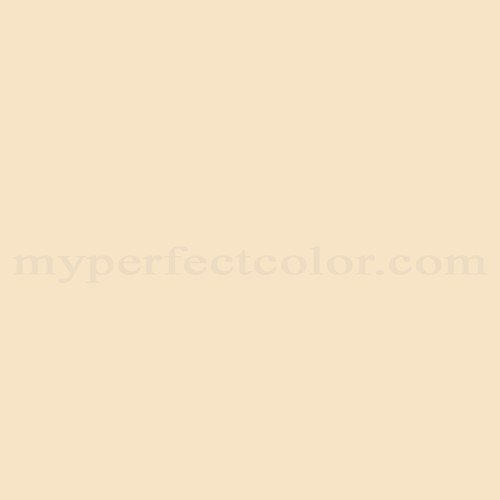 Color Match Of Dutch Boy 33 A Golden Ivory