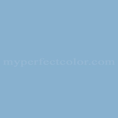 Color Match Of Ici 1471 Horizon Blue