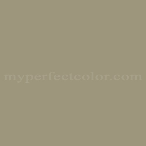 Color Match Of Ici 830 Khaki Green