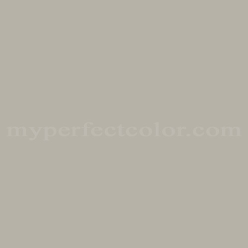 Color Match Of Ici 791 Pewter Grey