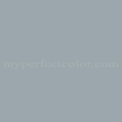 Color Match Of Ici 1400 Spa Blue