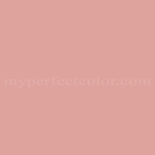 Kilz A15 Lovely Pink Match | Paint Colors | Myperfectcolor