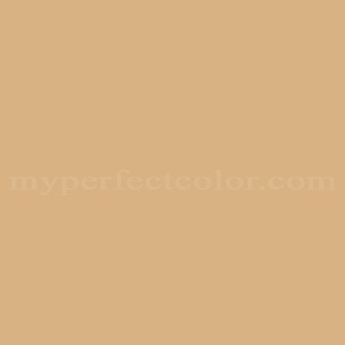 Kilz b19 muted gold match paint colors myperfectcolor for Paint color match