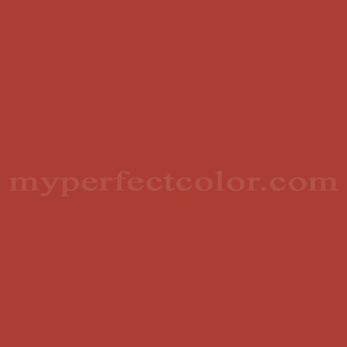 Match of Sico™ 6059-75 Etruscan Red *