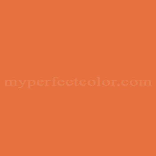 Match of Sico™ 6065-64 Dynastic Orange *