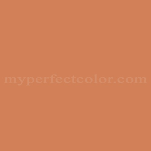 Match of Sico™ 6066-63 Burnished Clay *