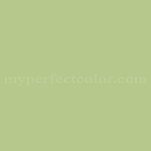 Color Match Of Sico 6124 52 Chinese Green Tea