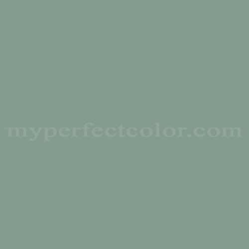 Color Match Of Sico 6163 52 Alpine Green