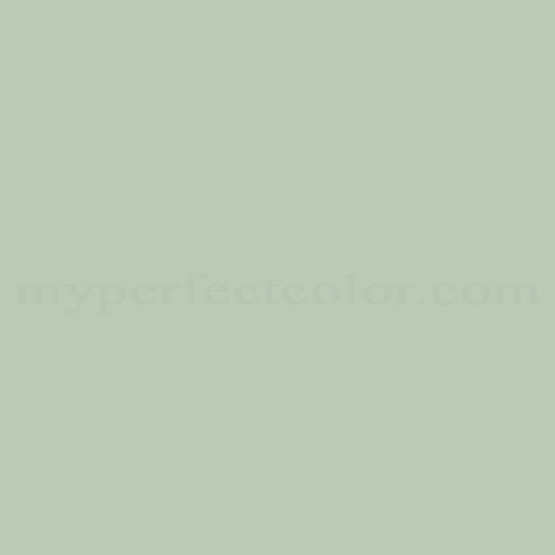 Sico 6166 31 Green Tranquility Match Paint Colors