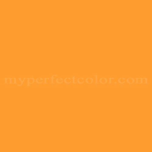 Color Match Of Olympic A18 6 Mandarin Orange