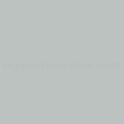 Color Match Of Kelly Moore KM3834 1 Grey Mist*