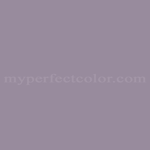 Color Match Of Olympic C42 4 Pale Purple