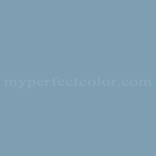 Color Match Of Olympic C54 3 Feelin Blue