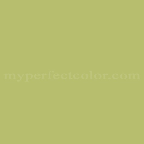 olympic b68-4 lime green match | paint colors | myperfectcolor