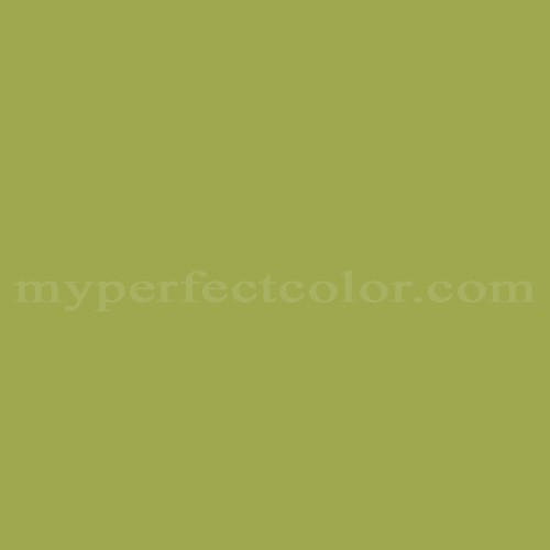 Color Match Of Olympic B68 5 Asparagus
