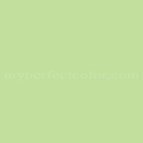 Color Match Of Coronado Paints 7664 Sage Sensation