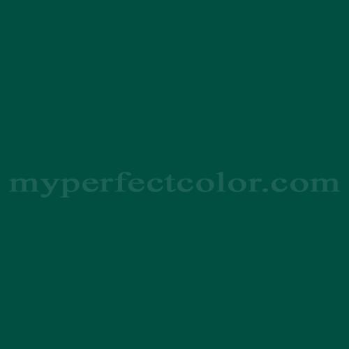 Color Match Of Glidden 42gg08 250 Tall Evergreen
