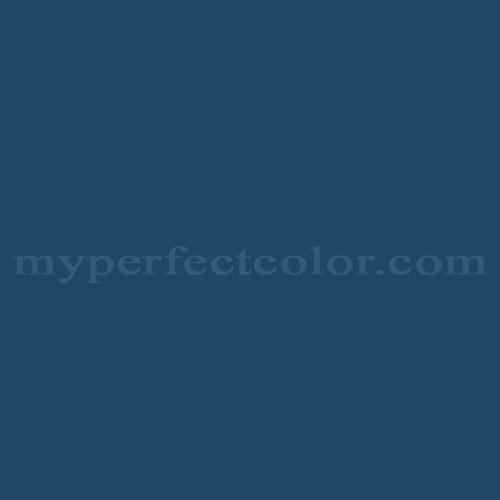 Color Match Of Glidden 30bb08 188 Mediterranean Blue