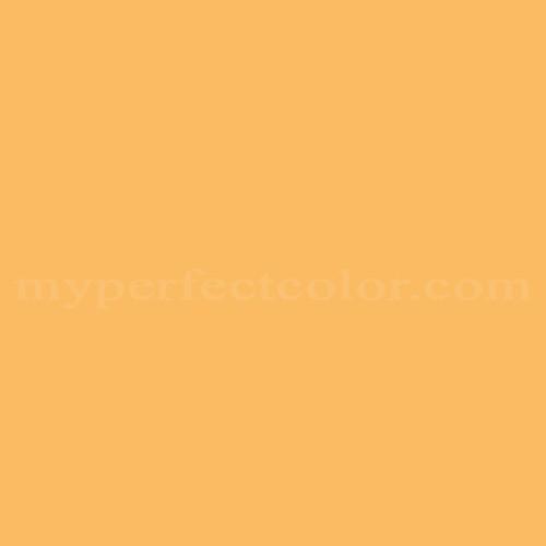 Color Match Of Glidden 12yy61 523 Tropical Mango