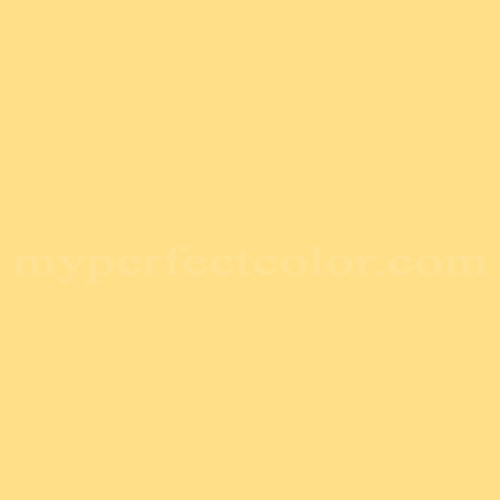 Glidden 50yy80 455 ribbon yellow match paint colors - Colors that match with yellow ...