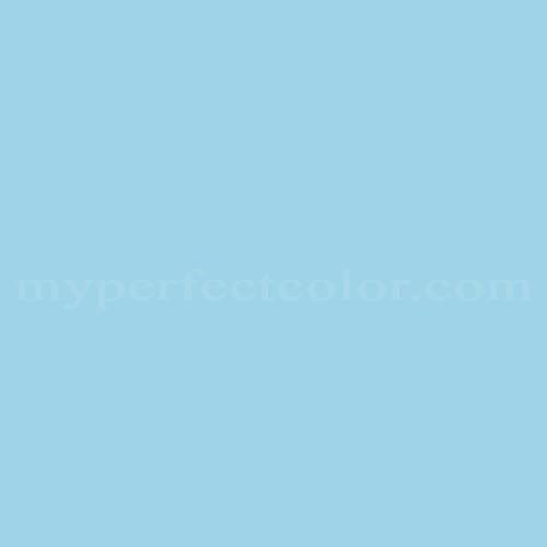 Color Match Of Glidden 74bg61 206 Wild Blue Yonder