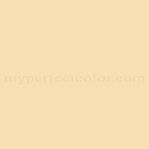 Color Match Of Glidden 40yy77 242 Corn Silk
