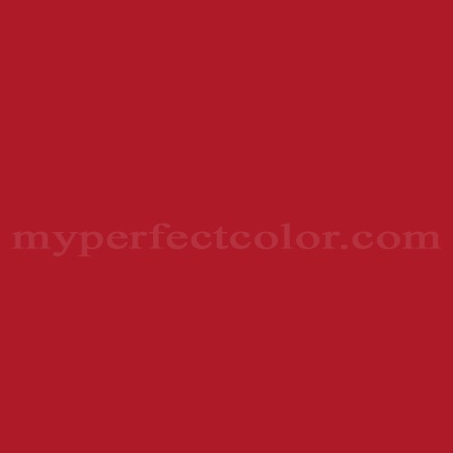 Valspar 1009 2 classic red match paint colors Classic red paint color