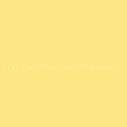 Valspar 3007 2a Lemon Curd Match Paint Colors