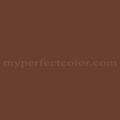 Color Match Of Valspar 2009 9 Western Brown