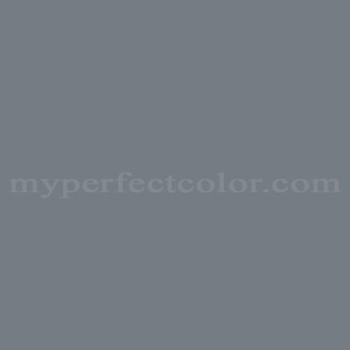 Color Match Of Valspar 4006 2a Elephant Gray