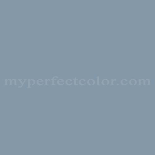 Color Match Of Valspar 4005 3c Cincinnatian Hotel Lindner Blue
