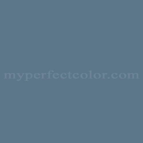 Valspar 4006 4b Retro Colonial Blue Match Paint Colors Myperfectcolor