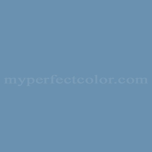 Color Match Of Valspar 4004 6a Montpelier Wedgewood