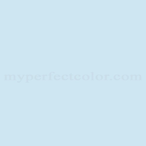 Color Match Of Valspar 4006 9a Blue Mist